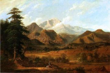 View Of Pike's Peak Artwork by George Caleb Bingham