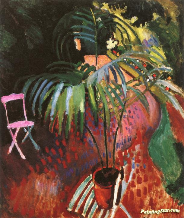 the little palm tree artwork by raoul dufy oil painting art prints