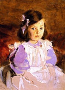 Cynthia Sherwood Artwork by Cecilia Beaux