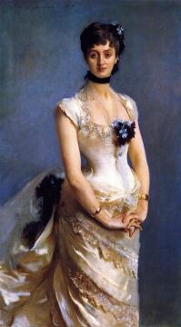 Madame Paul Poirson Artwork by John Singer Sargent