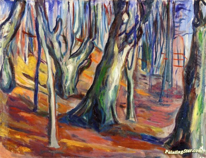 Edward Munch Painted What Work Of Art