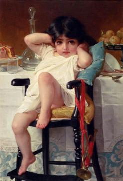 Sugar And Spice Artwork by Emile Munier
