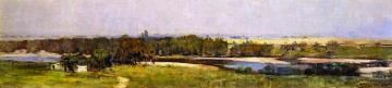 The Upper Hawkesbury Artwork by Sir Arthur Streeton