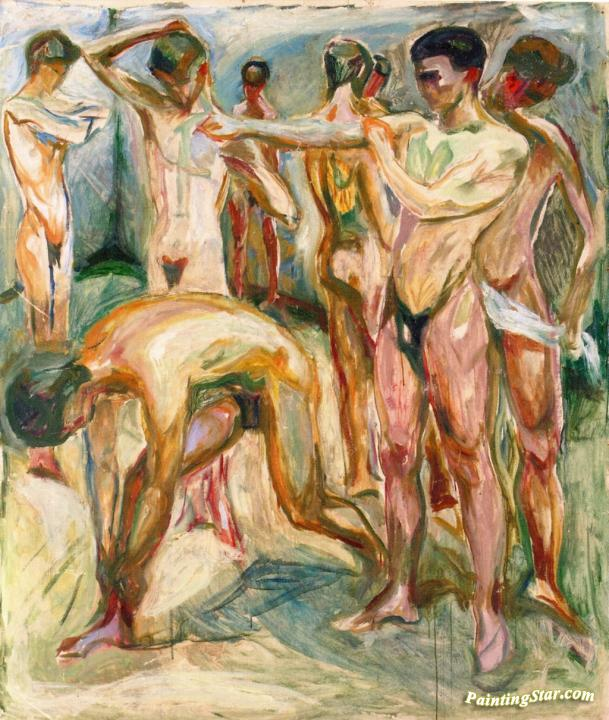 Naked Men In Art 46