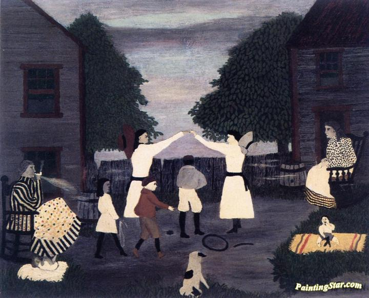 Horace Pippin Oil Paintings & Art Prints for sale - PaintingSTAR ...
