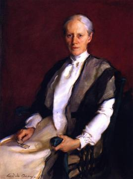 Sarah Elizabeth Doyle Artwork by Cecilia Beaux