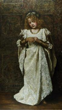 The Child Bride Artwork by John Maler Collier