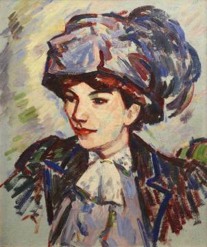 Pam Artwork by John Duncan Fergusson