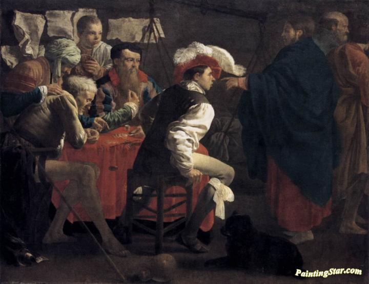 an analysis of the calling of st mathew