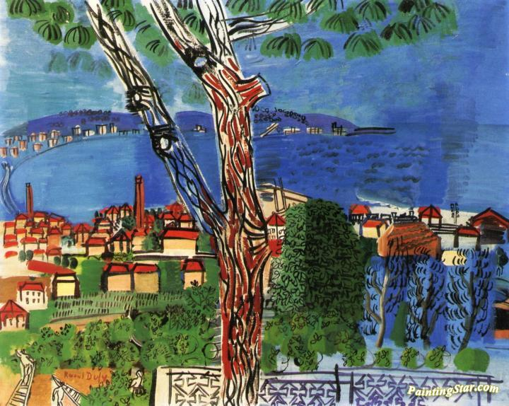golfe juan by raoul dufy Cheap tree painting art, buy quality painting buyer directly from china painting tree suppliers: oil painting modern olive trees by the golfe juan c raoul dufy hand painted high quality enjoy free shipping worldwide limited time sale easy return.