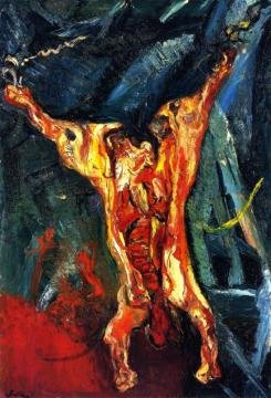 Carcass Of Beef Artwork by Chaim Soutine