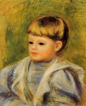 Philippe Gangnat Artwork by Pierre Auguste Renoir