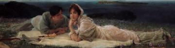 A World Of Their Own Artwork by Sir Lawrence Alma-Tadema