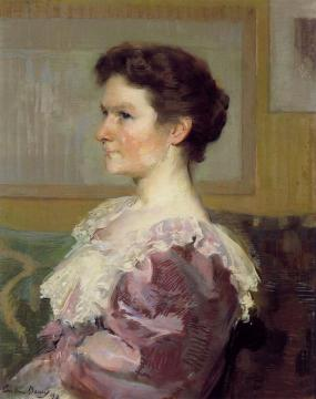 Helen Biddle Griscom Artwork by Cecilia Beaux