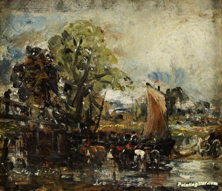 a study on john constable and his paintings View john constable, ra having started as a means of enriching his landscape paintings however, constable's study of the sky became for him both a subject.
