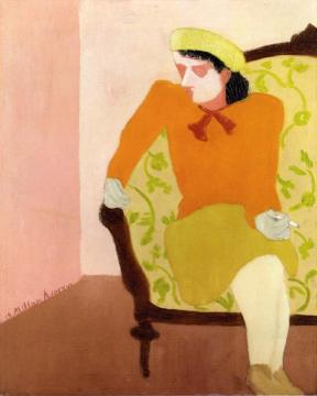 Tirca Artwork by Milton Avery