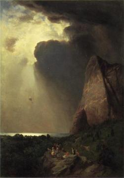 The Lost Balloon Artwork by William Holbrook Beard