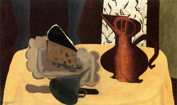Funnel Artwork by Georges Braque