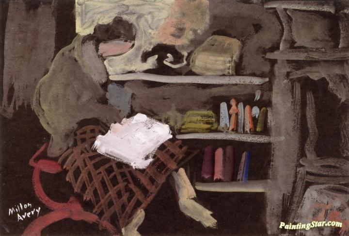 Reader Artwork by Milton Avery