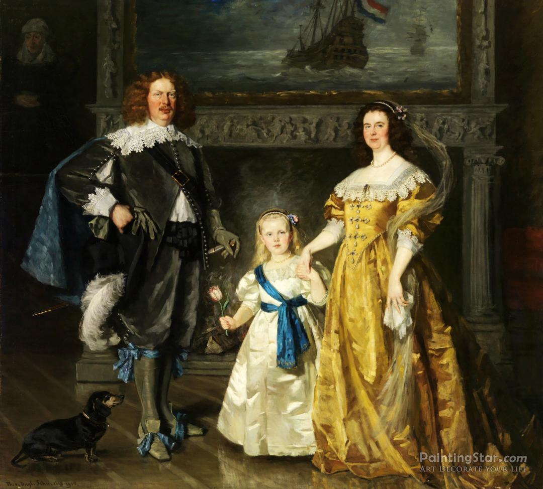 Family Art Paintings