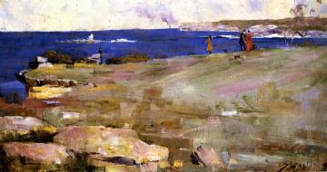 Coogee Bay Artwork by Sir Arthur Streeton