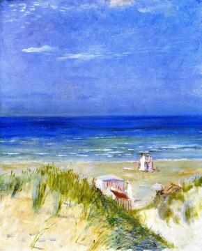 Sand Dunes, Ambleteuse Artwork by Charles Conder