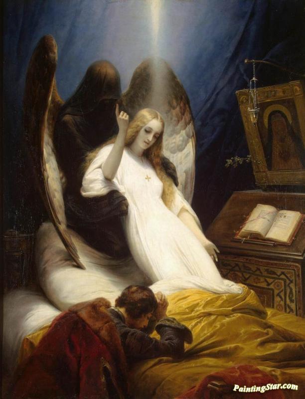 Témoignage Vidéo de L'Archange Azraël « l'Ange de la Mort ».  ( La faucheuse ! ) 53c5793c0d2ce