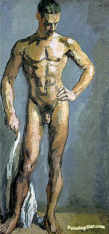 Male nude art work