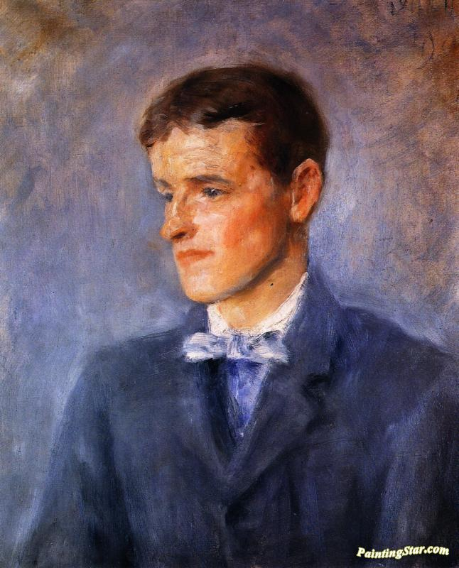 Jack B Yeats As A Boy Artwork By John Butler Yeats Oil