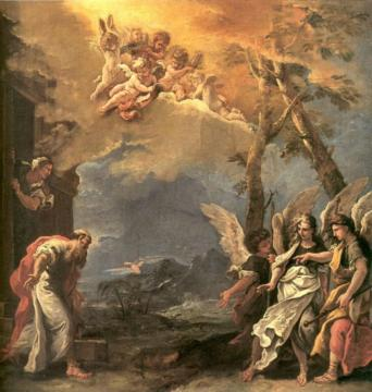 The fall of the rebel angels artwork by sebastiano ricci for Angel paintings for sale