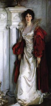 The Duchess of Portland Artwork by John Singer Sargent
