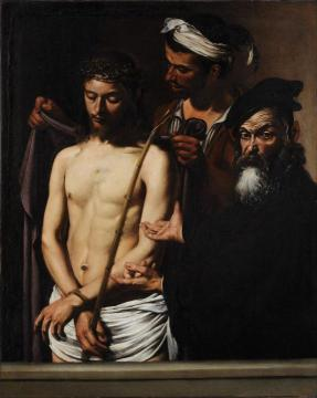 Ecce Homo Artwork by Caravaggio