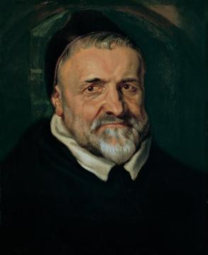 Michel Ophovius Artwork by Peter Paul Rubens