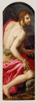 St. John The Baptist Artwork by Agnolo Bronzino