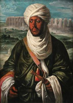 Ahmed Iii Al-hafsi, Sultan Of Tunis Artwork by Peter Paul Rubens