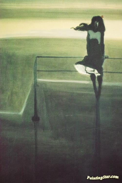 Vertigo De Duizeling 1908 Artwork By Leon Spilliaert Oil