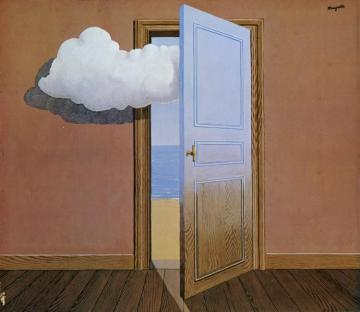 Poison Artwork by Rene Magritte