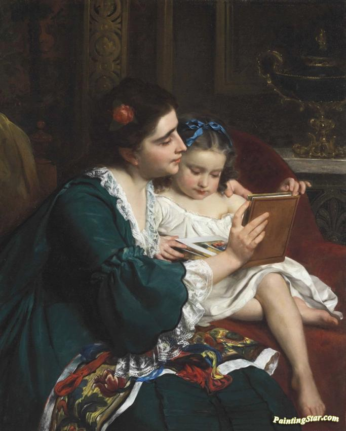 The Picture Book Artwork by Emile Munier