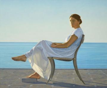 Penelope,1980 Artwork by David Ligare