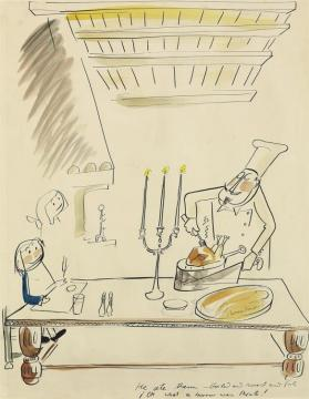 Pepito Artwork by Ludwig Bemelmans