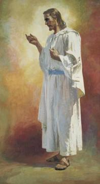 Jesus The Christ Artwork by Harry Anderson